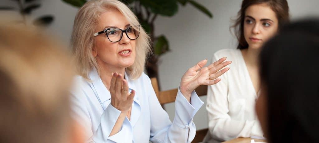 """Interview in der Versicherungswirtschaft 08/2019: """"Frauen haben keinen Grund, nicht selbstbewusst zu sein"""""""
