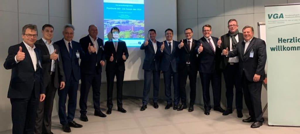 """VGA-Event: Axel Schwartz People Management GmbH ist erneut Mitorganisator der """"Plattform-AO"""""""