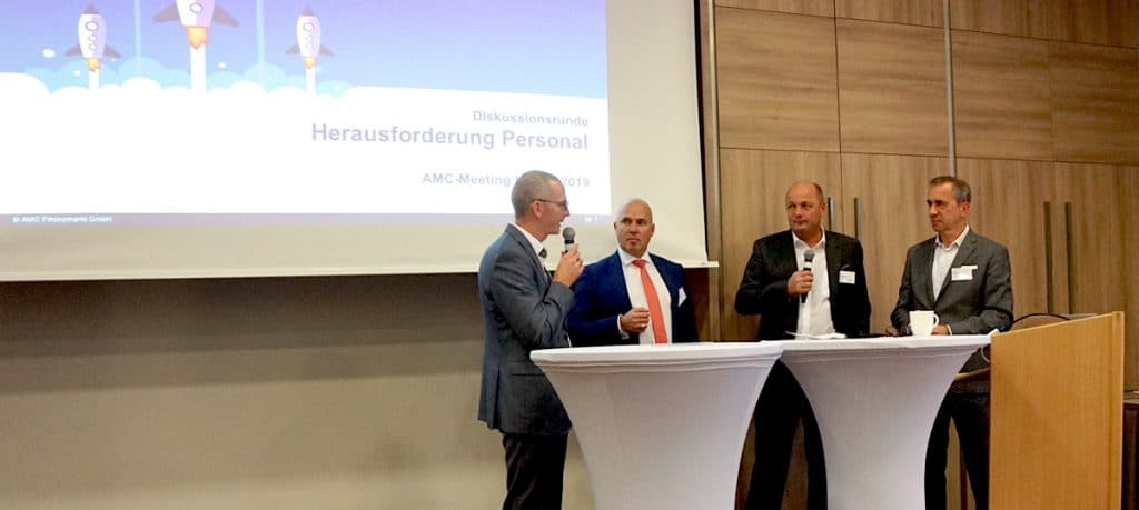 Assekuranz Marketing Circle: Axel Schwartz nimmt an Podiumsdiskussion zu Recruiting in der Assekuranz teil
