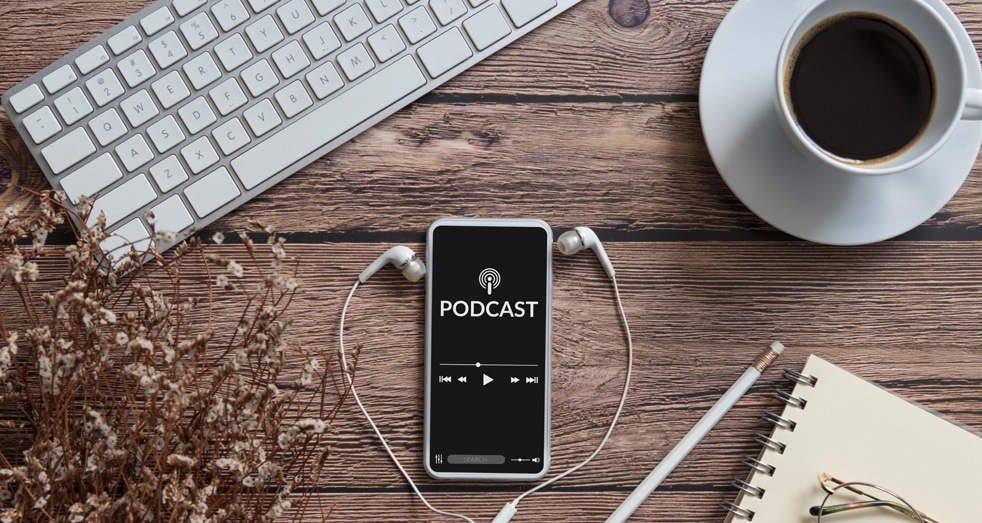 Podcast mit VGA Plattform AO